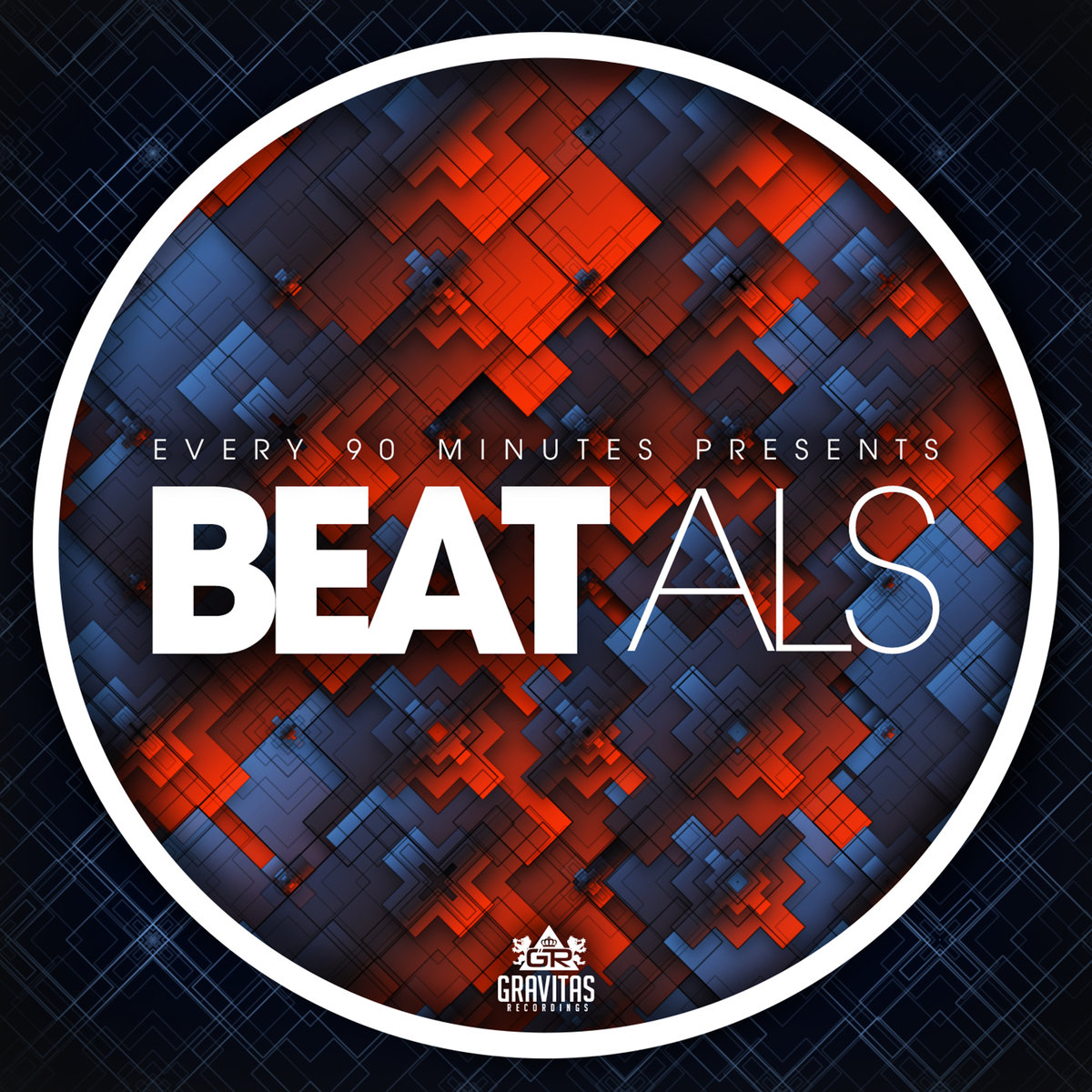 John Acquaviva & Olivier Giacomotto - Mind Over Matter @ 'Beat ALS Vol. 1' album (downtempo, house)