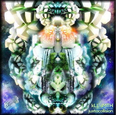 kLL sMTH - Juxtacollision @ 'Juxtacollision' album (bass, electronic)