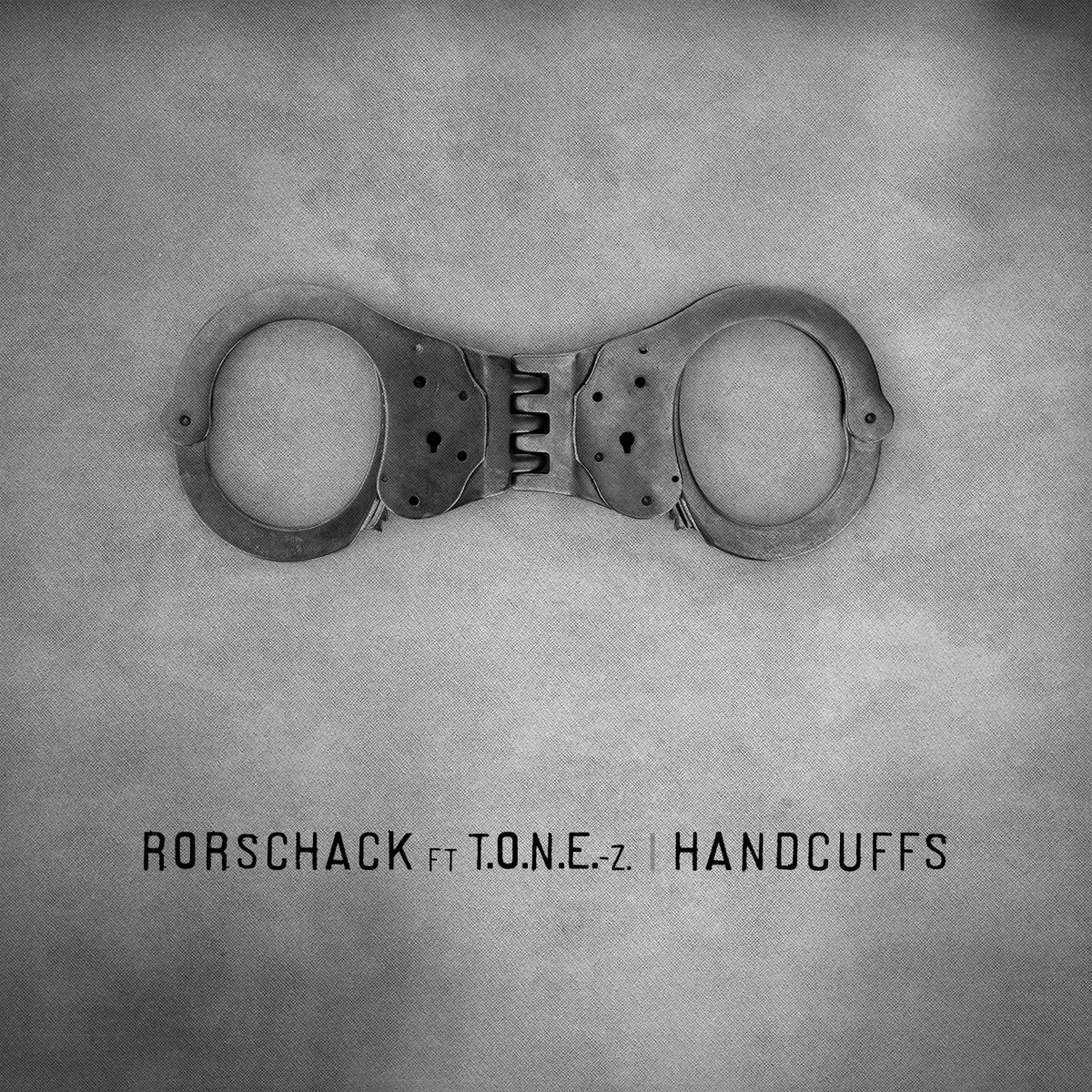 Rorschack feat. T.O.N.E.-z - Naked She Was @ 'Handcuffs' album (electronic, dubstep)