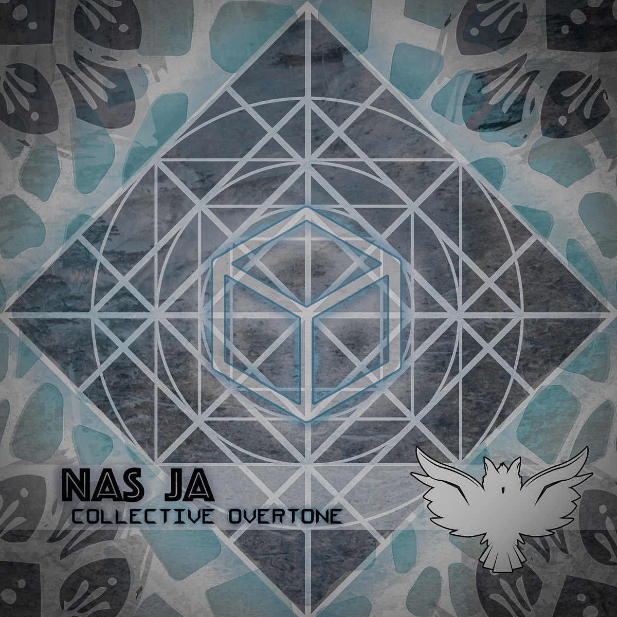 Nas-Ja - Poetry @ 'Collective Overtone' album (bass, electronic)