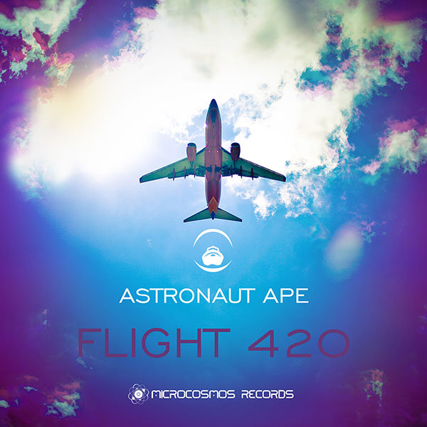Astronaut Ape - High Above The Clouds @ 'Flight 420' album (24bit, 420)