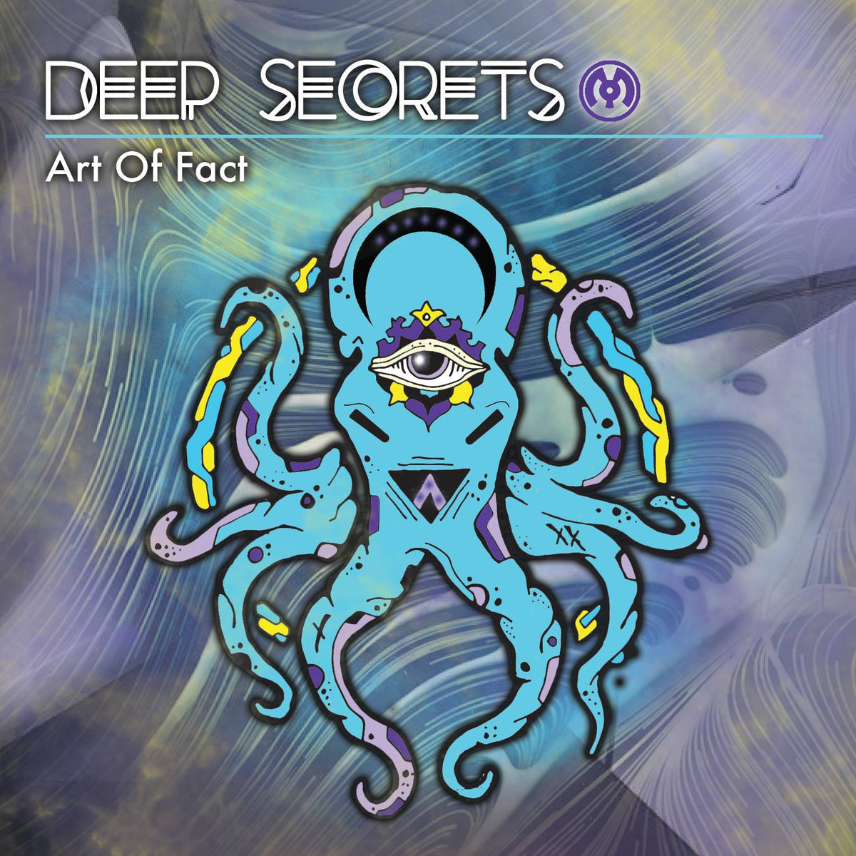Art of Fact - Squid Fins @ 'Deep Secrets' album (electronic, dubstep)