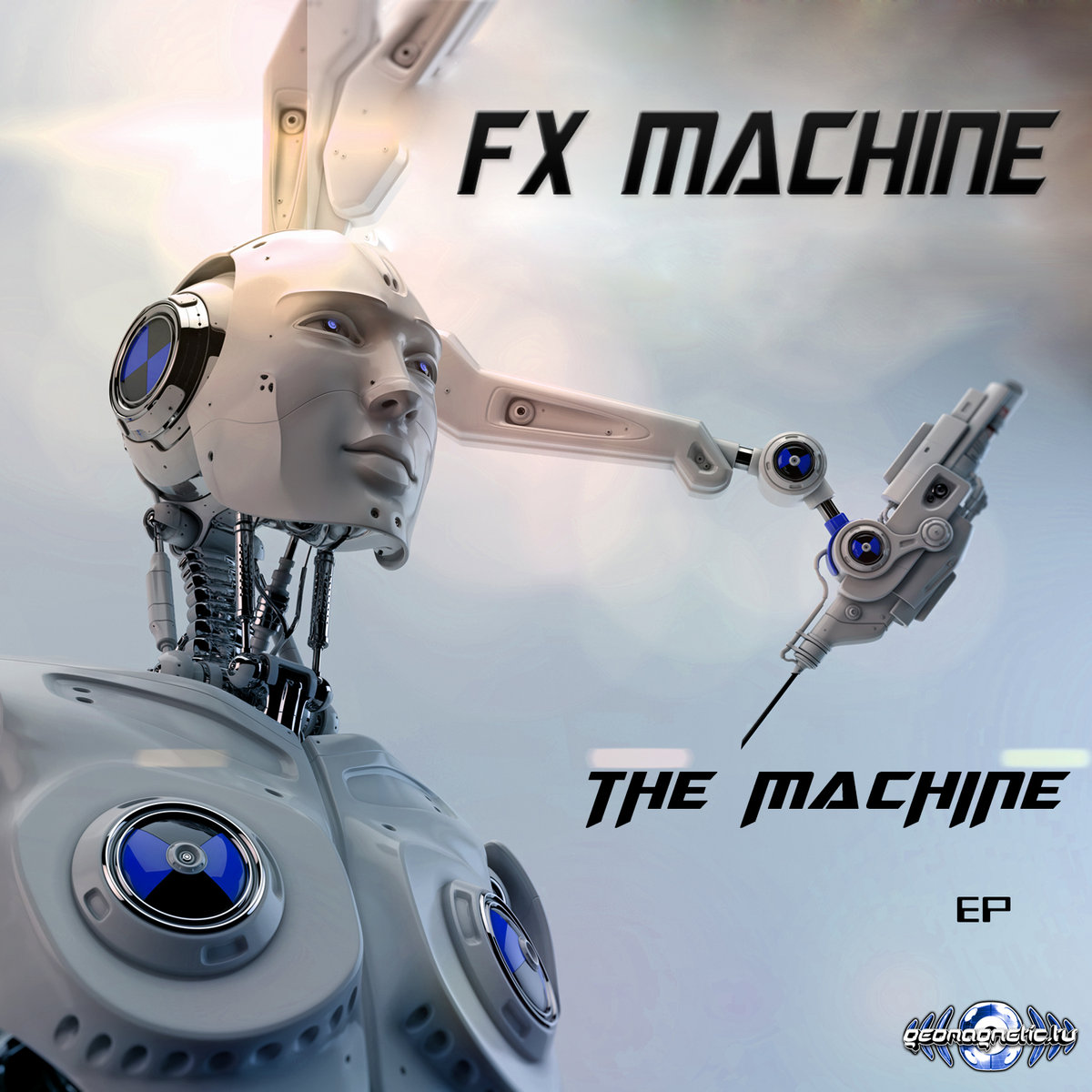 FX Machine - Cyber Sword @ 'The Machine' album (electronic, fx machine)