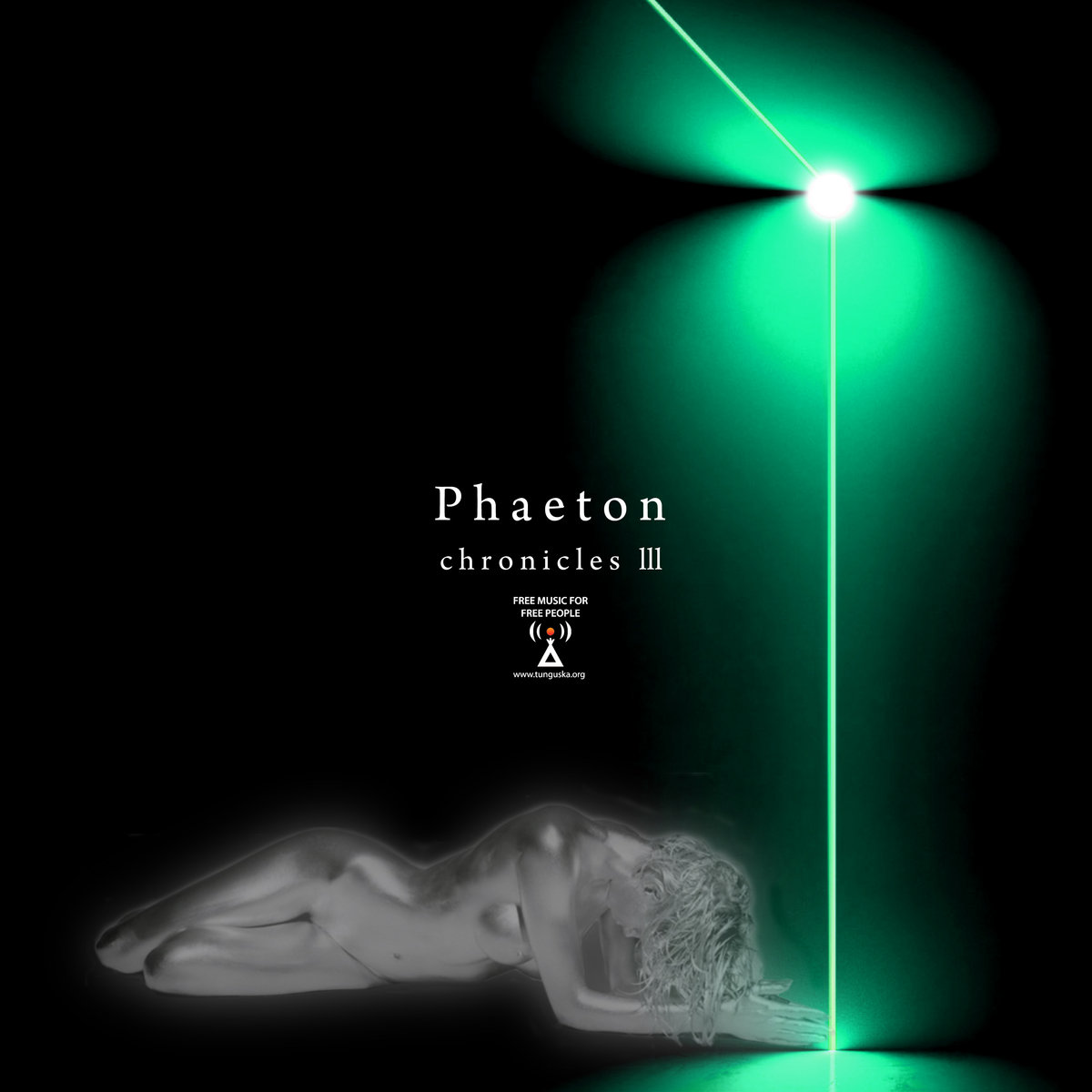 VadaDj - Green Heart @ 'Phaeton Chronicles - Volume 3' album (electronic, ambient)