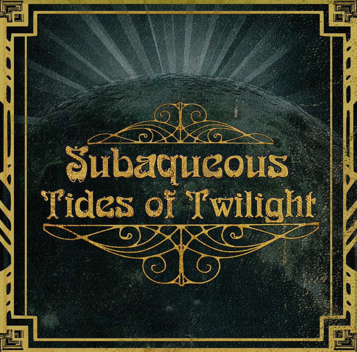Subaqueous feat. George Sadak and GUDA - Tides of Twilight @ 'Tides of Twilight' album (electronic, ambient)