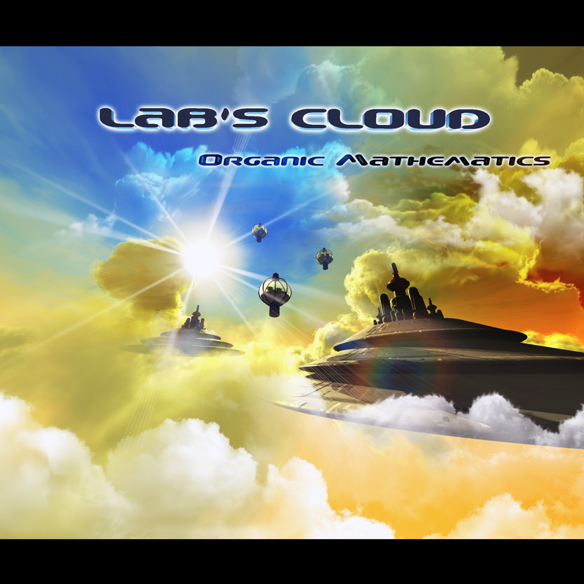 Lab's Cloud - A Piece of the Immensity @ 'Organic Mathematics' album (dub, electronic)