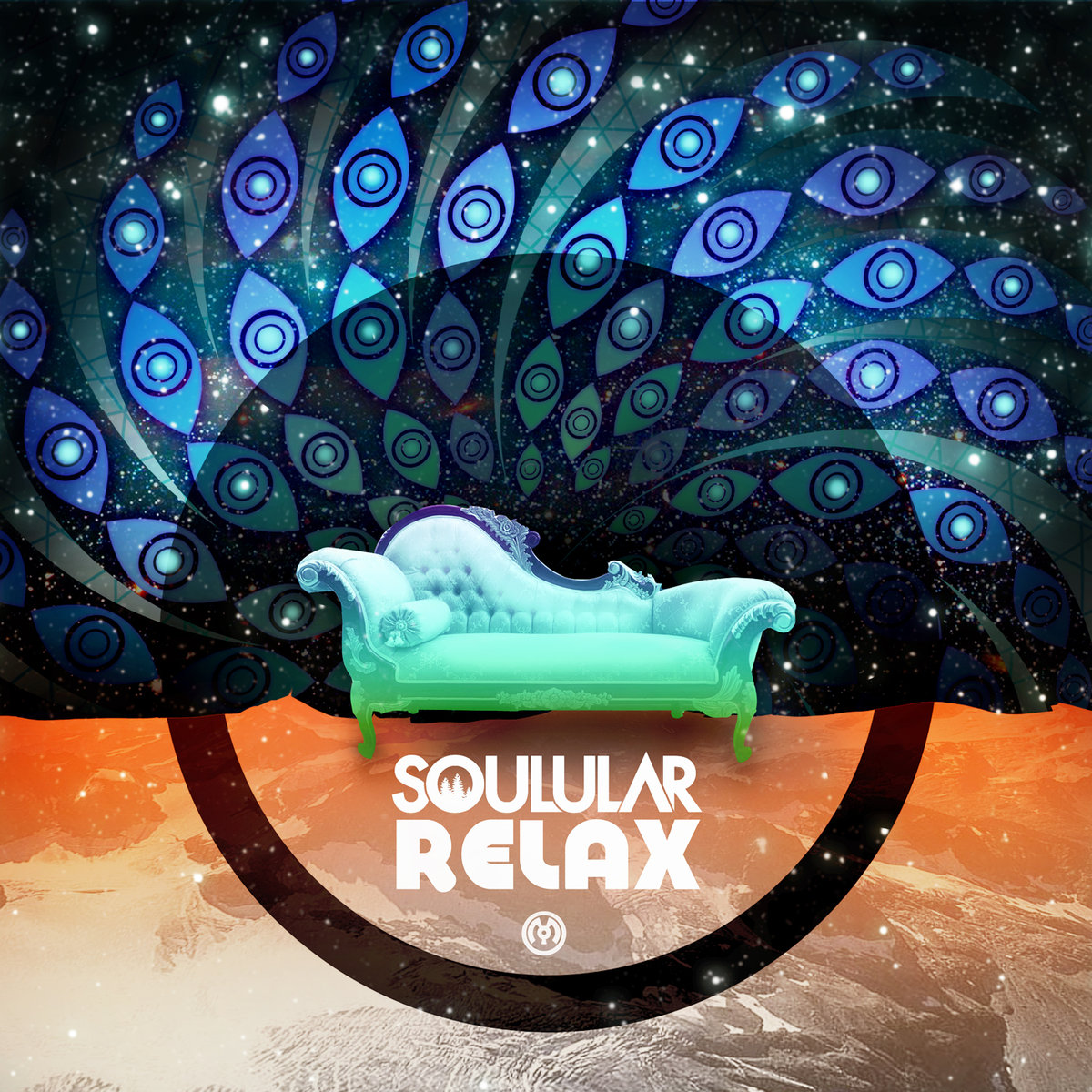 Soulular - Of The Moon @ 'Relax' album (electronic, dubstep)