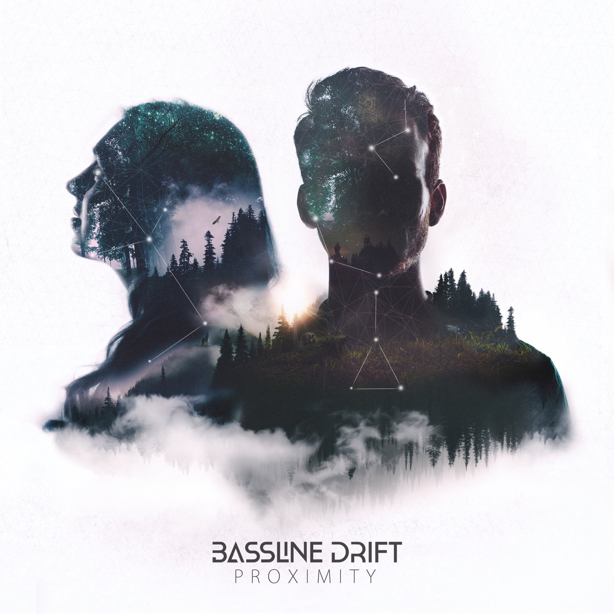 Bassline Drift - I Don't Know How To Be In Love @ 'Proximity' album (downtempo, dubstep)