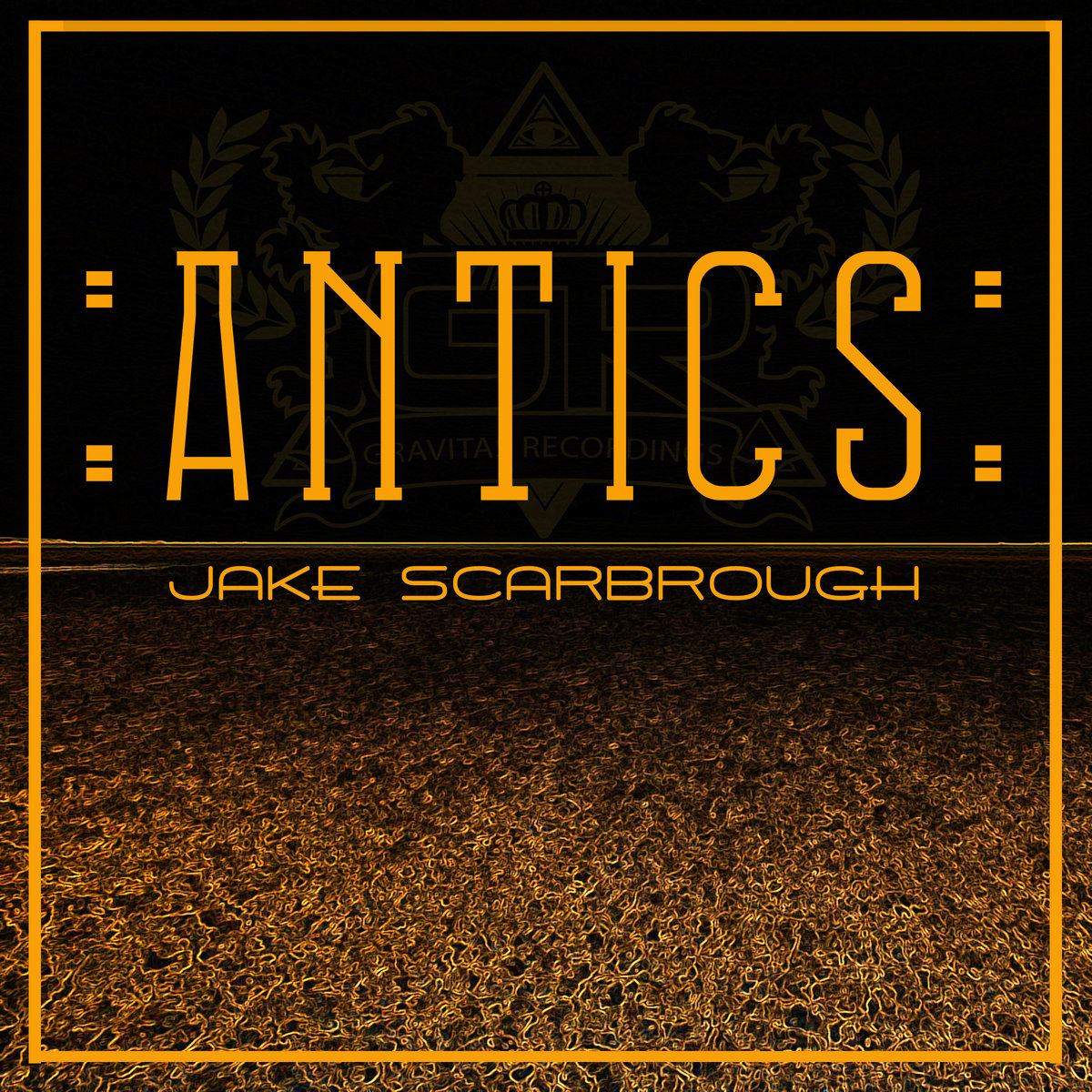 Jake Scarbrough - Radar Junkie @ 'Antics' album (Austin)