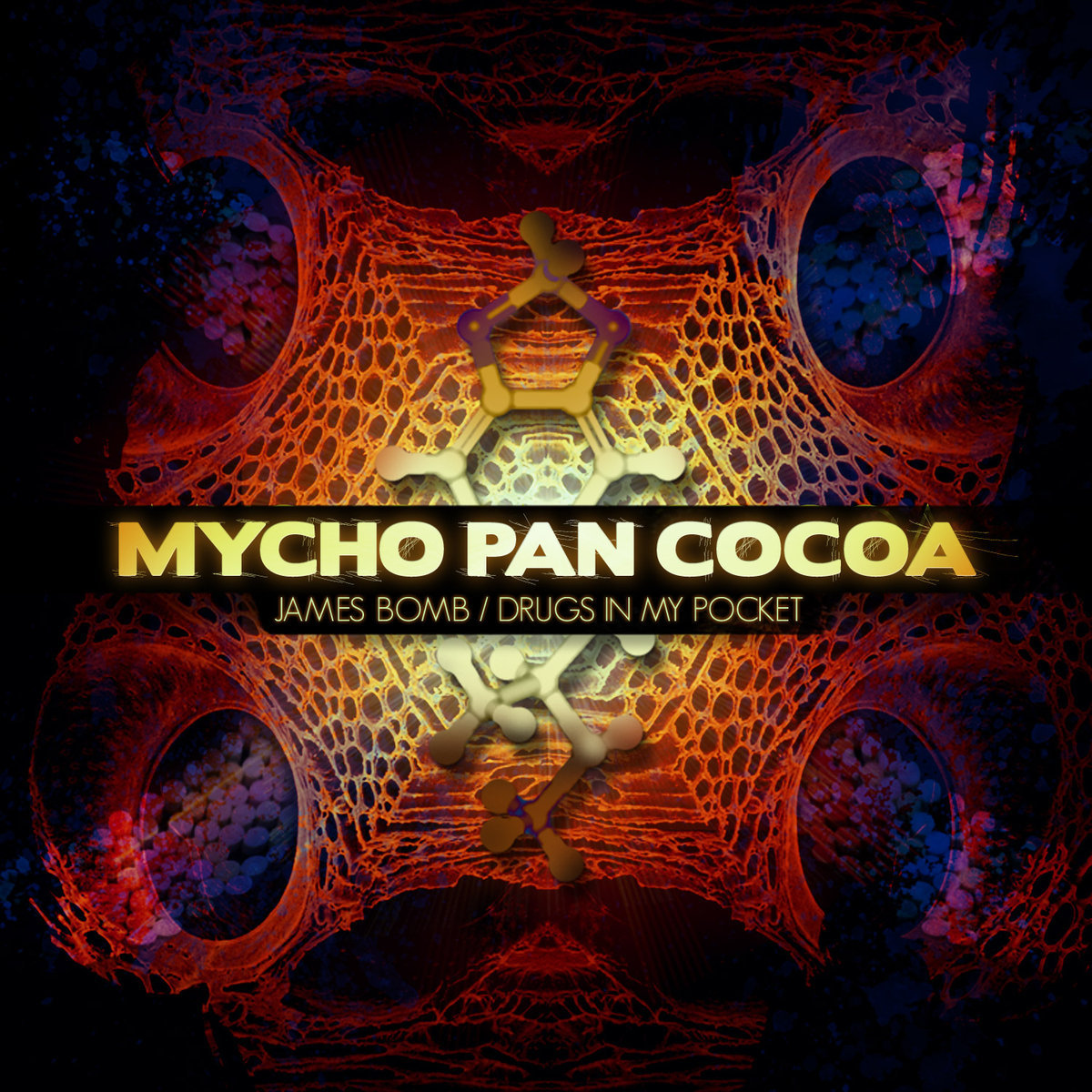 Mycho Pan Cocoa - Drugs in my Pocket (6Blocc Remix) @ 'Drugs in my Pocket' album (electronic, dubstep)