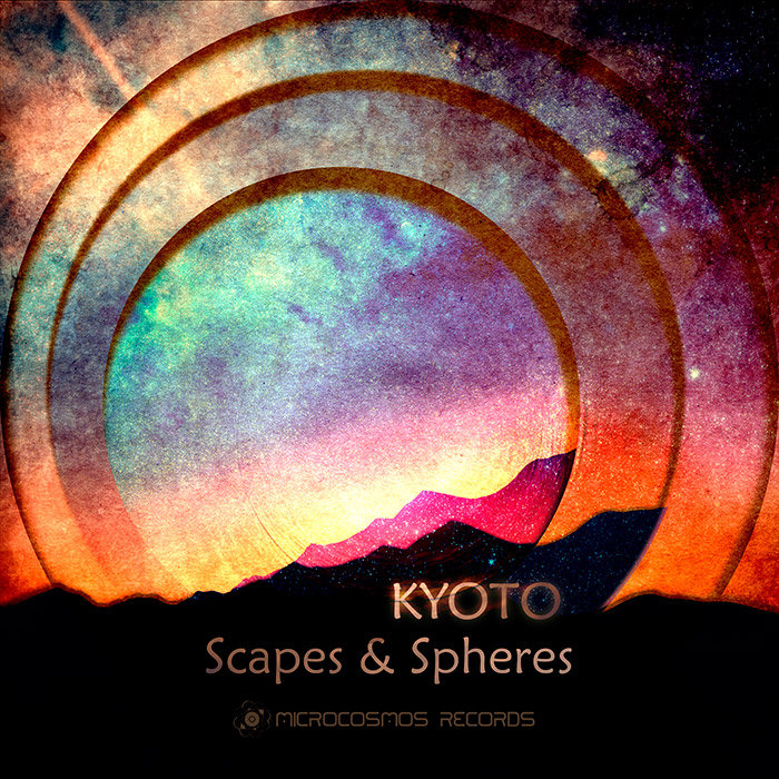 Kyoto - Visual Drone @ 'Scapes And Spheres' album (ambient, chill-out)