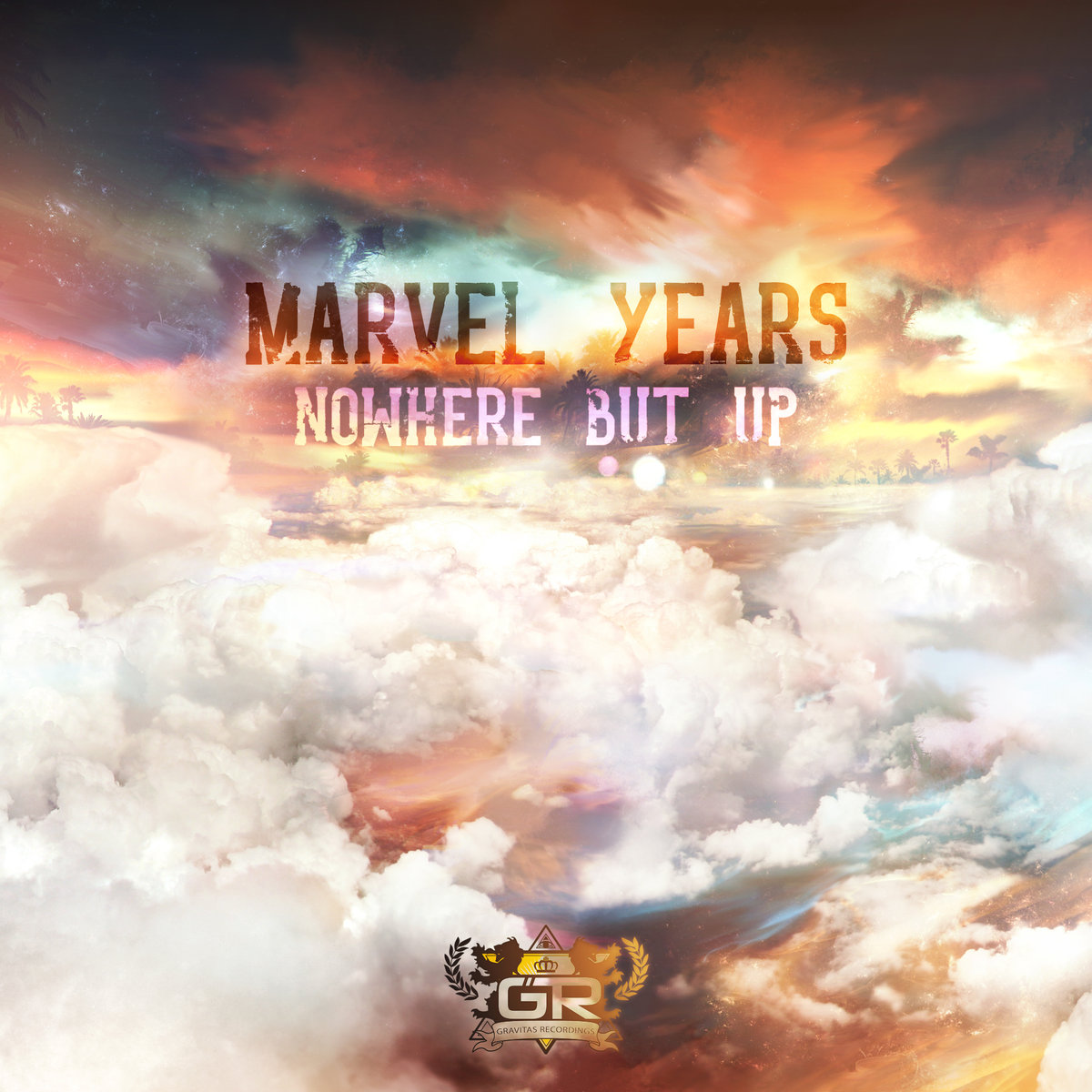 Marvel Years - Nowhere But Up (artwork)