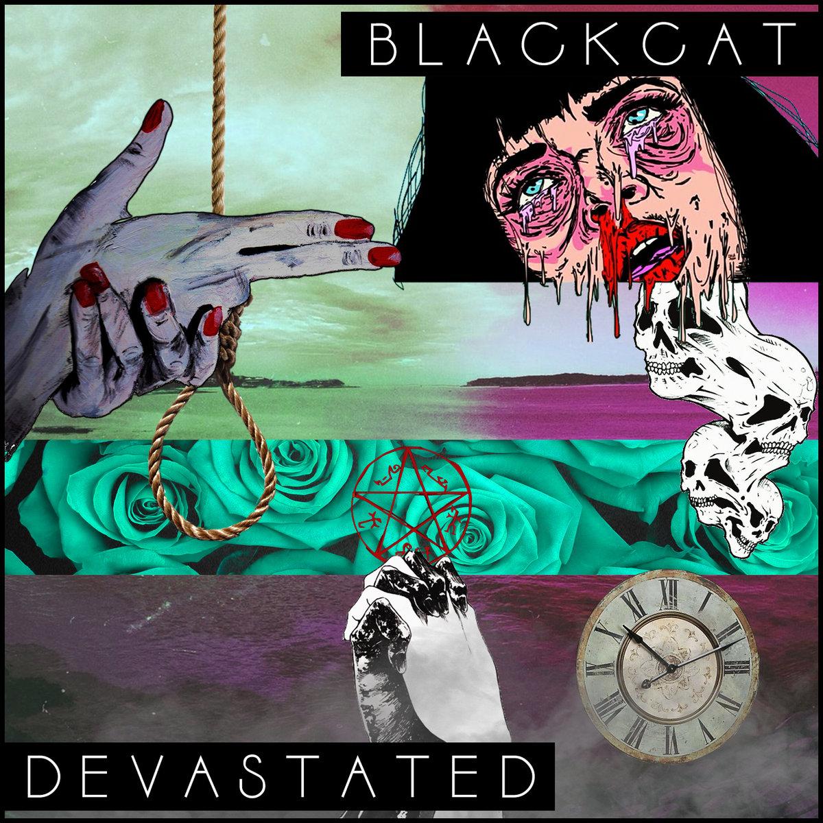✝BL▲CK C∆T✝ - DEVASTATED