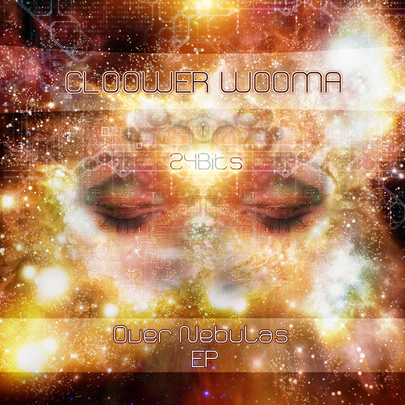 Cloower Wooma - Carina Nebula @ 'Over Nebulas EP' album (electronic, altar free download)