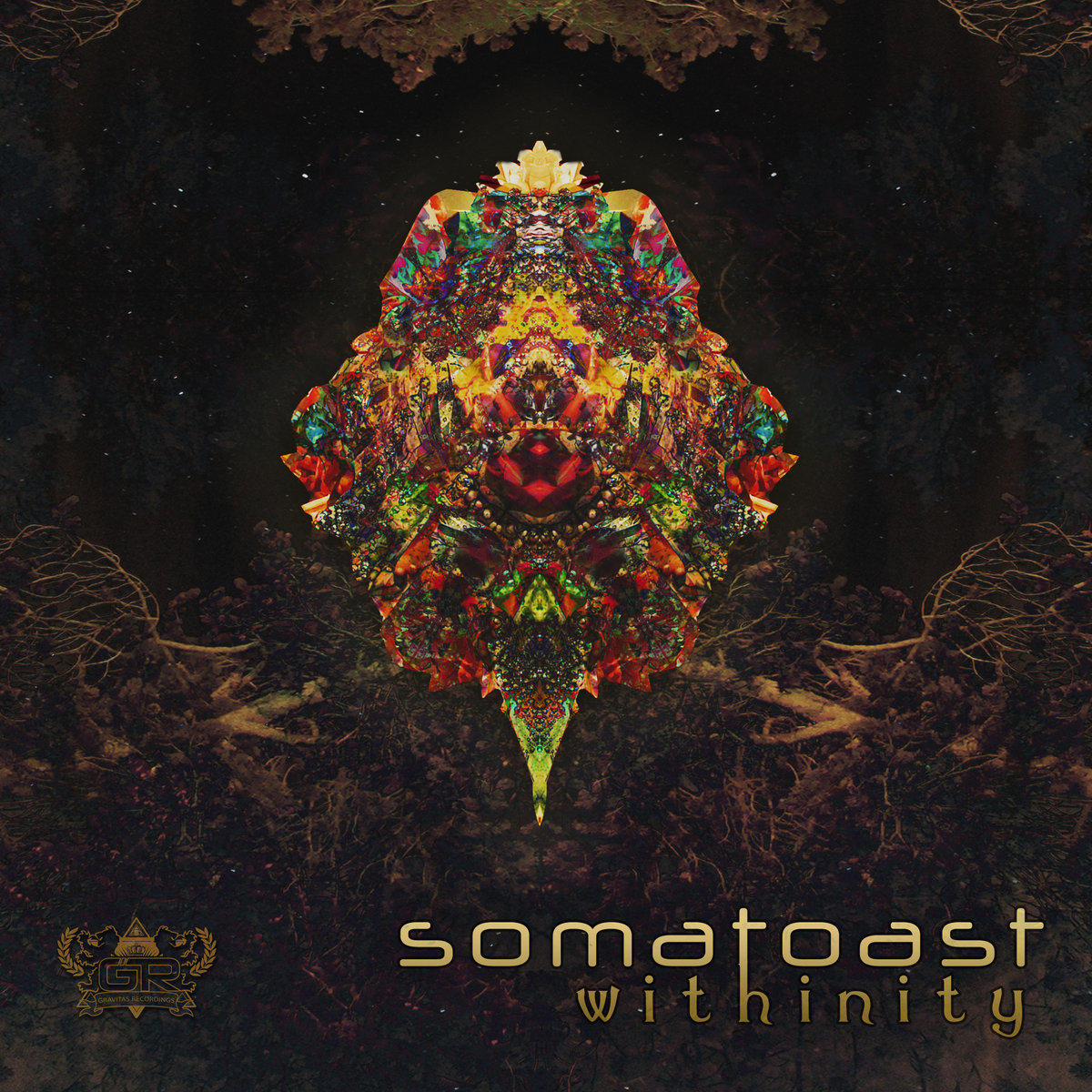 Somatoast - Right Brain Boogie @ 'Withinity' album (psychedelic, Austin)