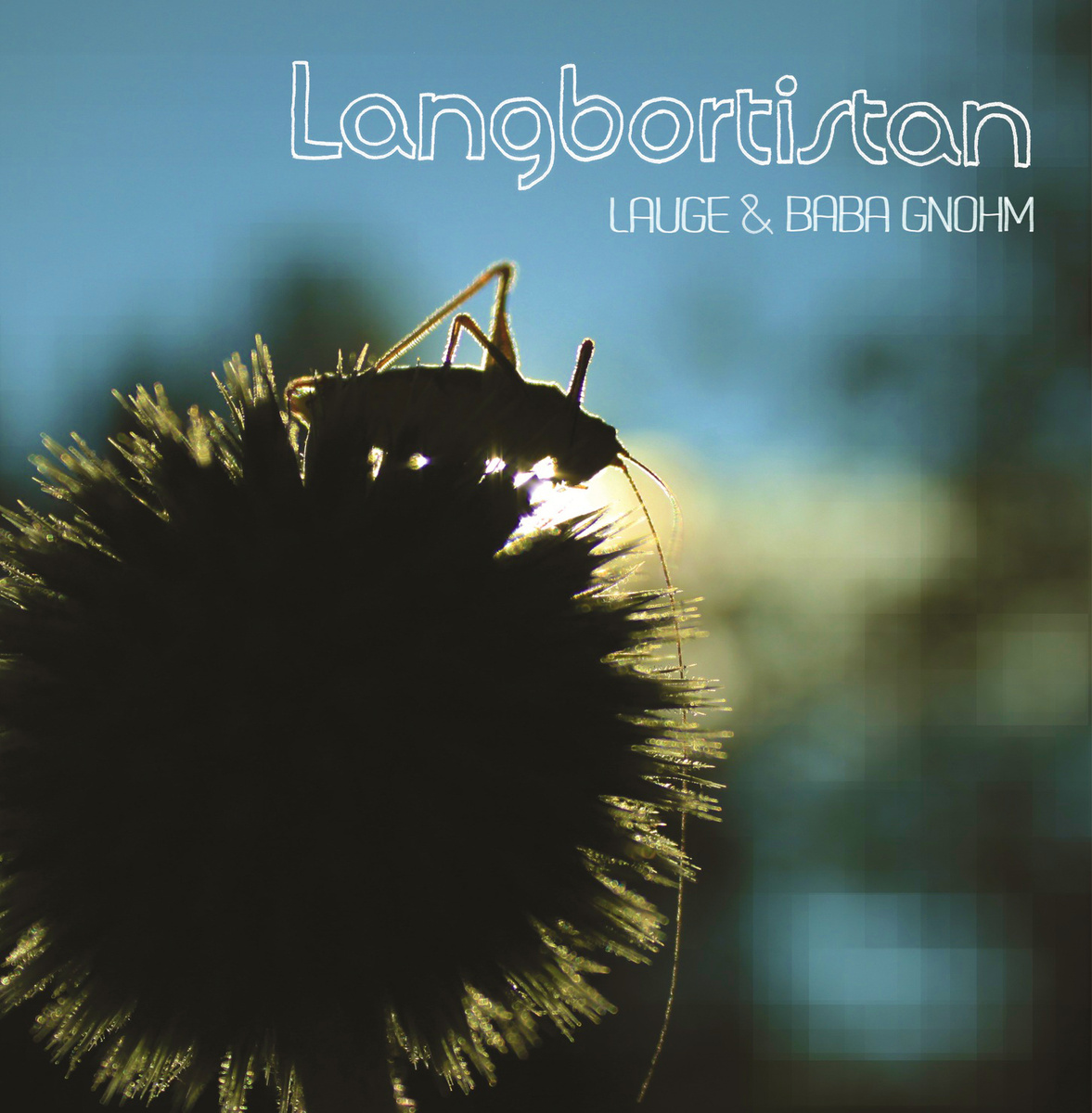 Lauge & Baba Gnohm - Dybet @ 'Langbortistan' album (baba gnohm, cd)