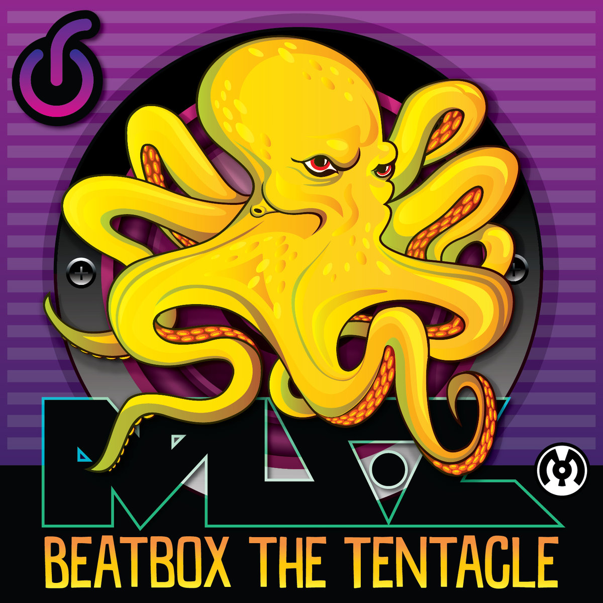 Aplsoz - Beatbox the Tentacle @ 'Beatbox the Tentacle' album (electronic, dubstep)