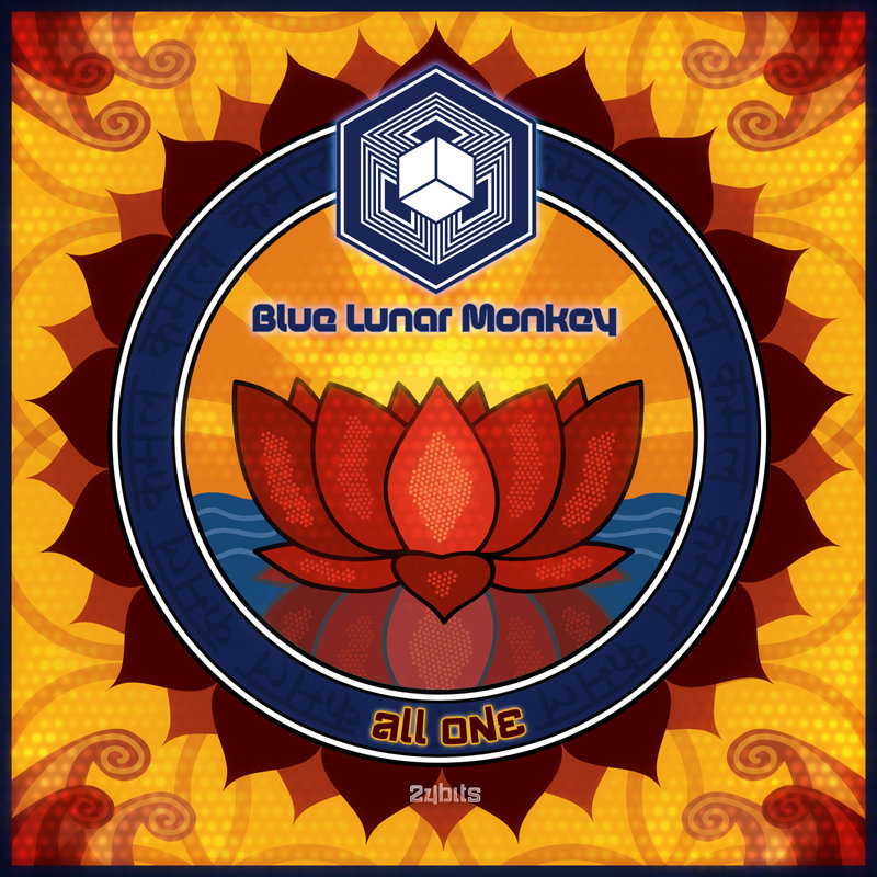 Blue Lunar Monkey - The Unknown @ 'All One' album (blue lunar monkey canada, blue lunar monkey download)