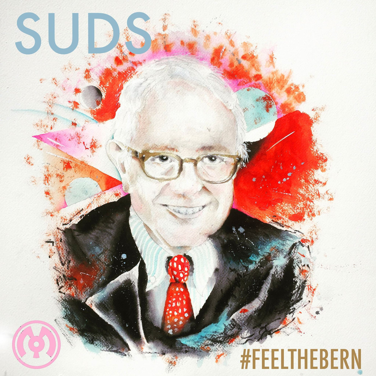 SuDs - Feel the Bern @ 'Feel the Bern' album (electronic, dubstep)