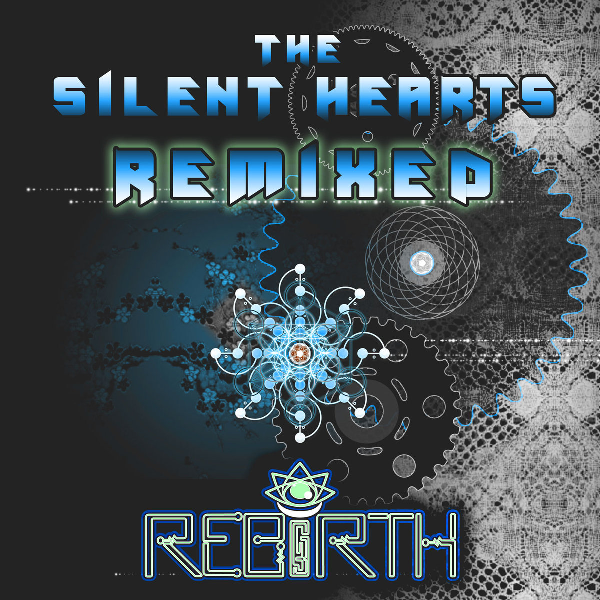 Rebirth - Silent Hearts (DubZilla Remix) @ 'The Silent Hearts: Remixed' album (bass, electronic)