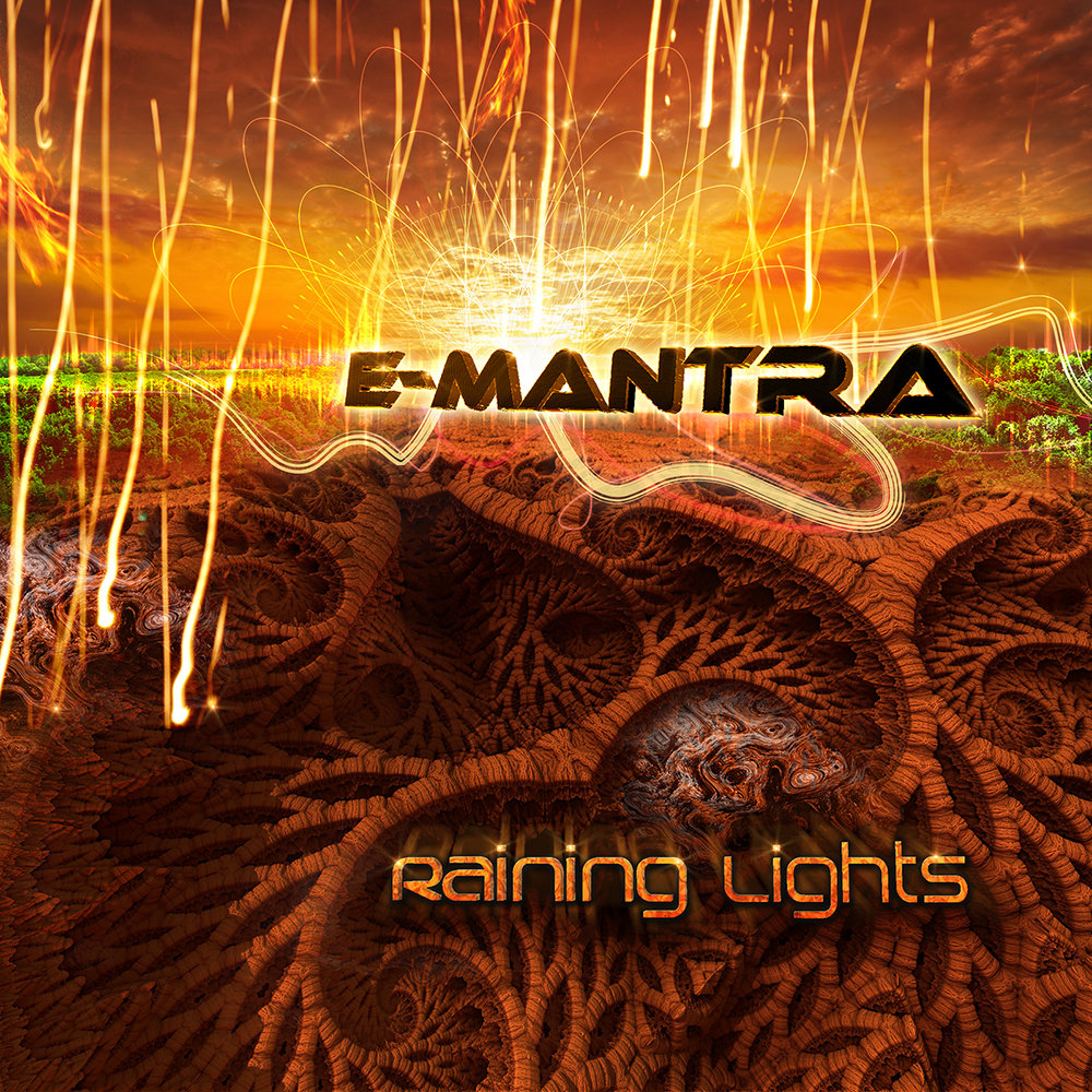 E-Mantra - Resurrection @ 'Raining Lights' album (e mantra new album, e-mantra raining lights)