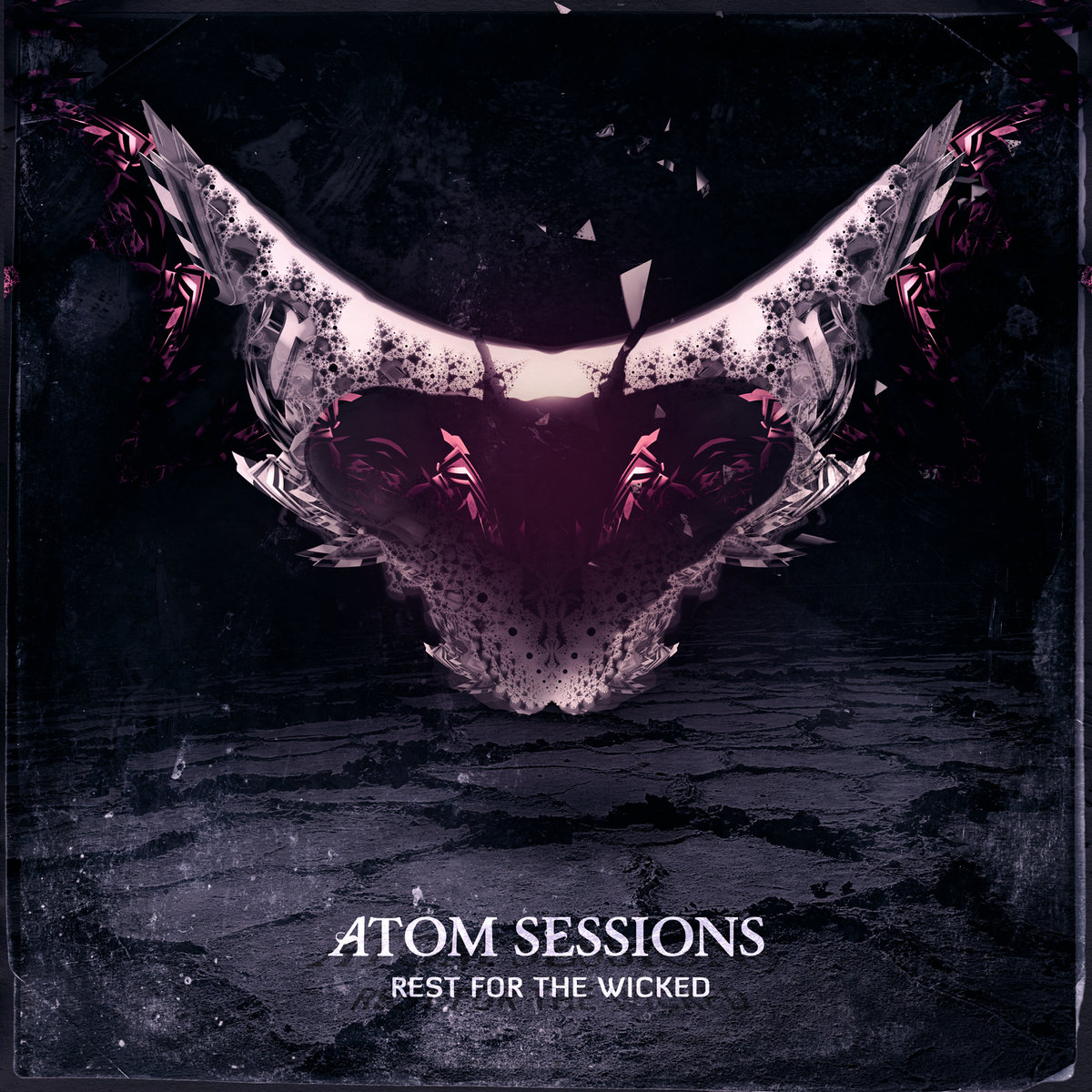 Atom Sessions - Corrupted @ 'Rest For The Wicked' album (bass, electronic)