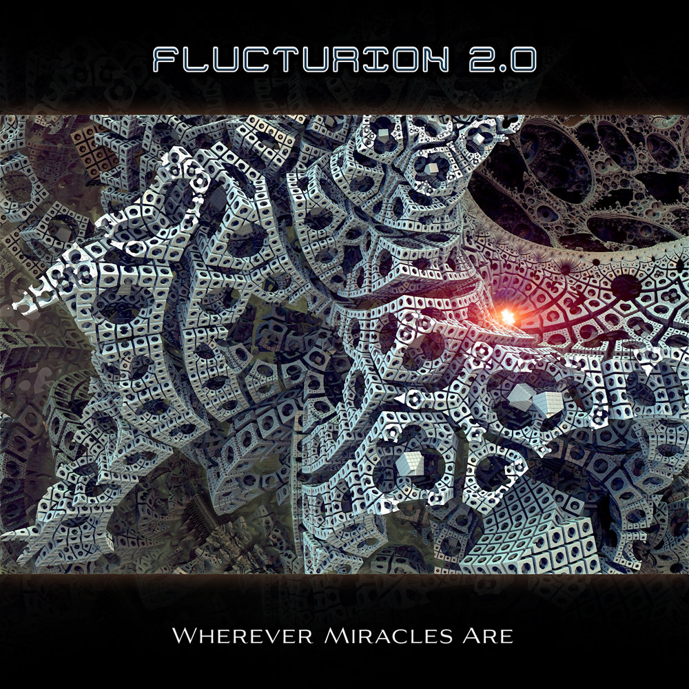 Flucturion 2.0 - Aimlessly During Sleep (Remix) @ 'Wherever Miracle Are' album (electronic, flucturion 2.0)