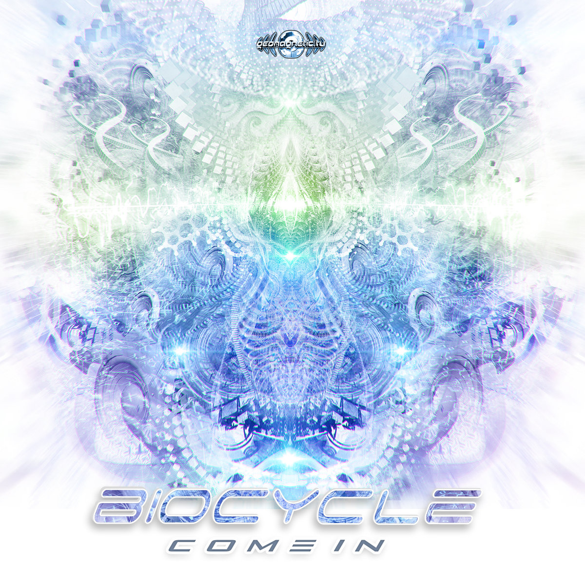Biocycle - Synthetic Burst @ 'Come In' album (electronic, geomagnetic)