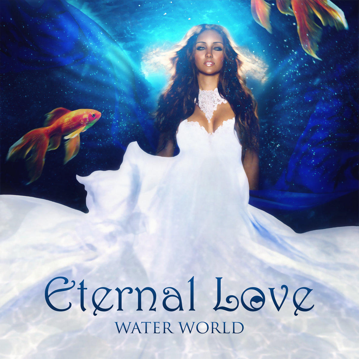 "Eternal Love - Pure Deep (""Clear Blue"" Reprise) @ 'Water World' album (ambient, beautiful)"