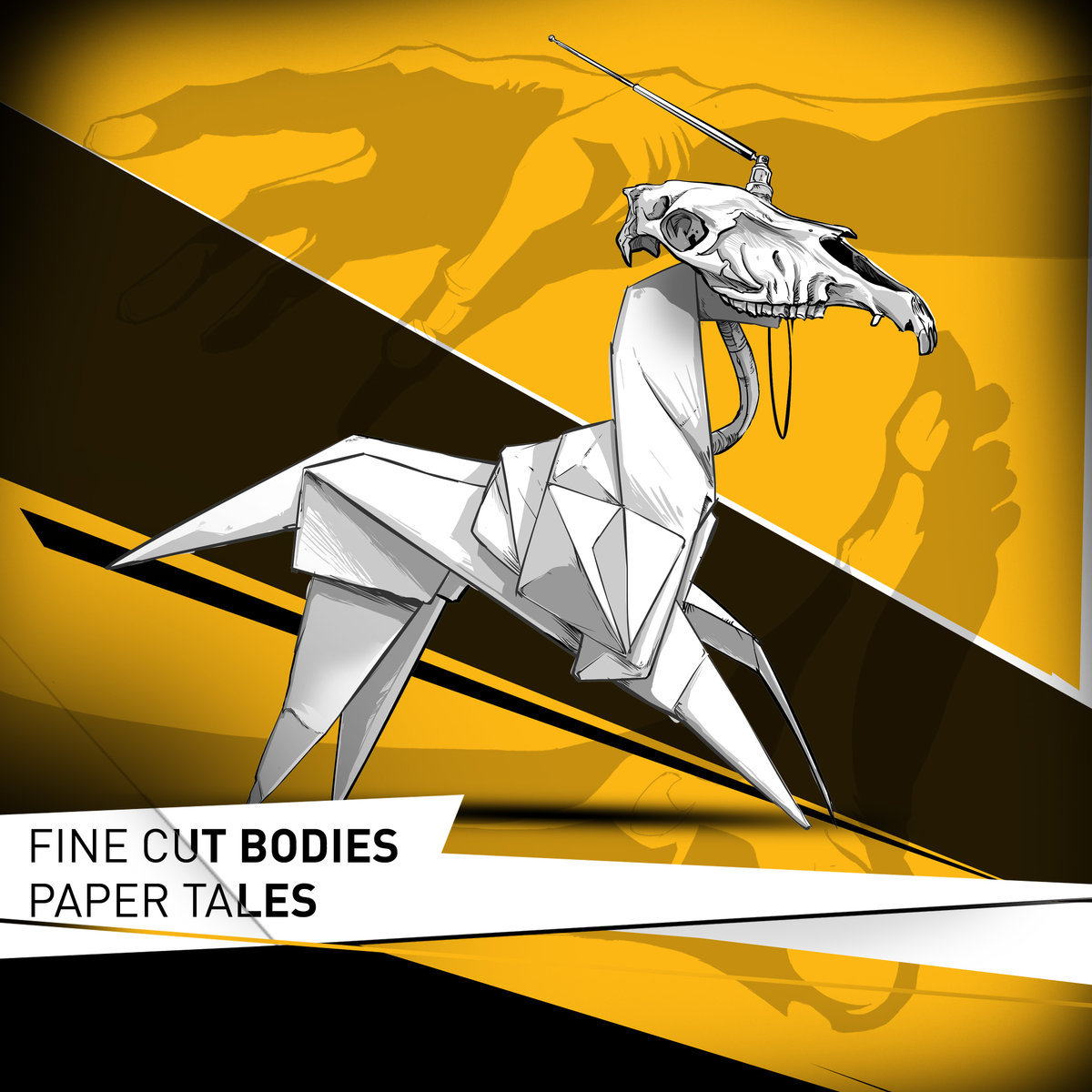 Fine Cut Bodies - Paper Tales (artwork)