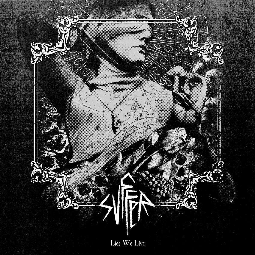 Svffer - Canvas @ 'Lies We Live' album (bielefeld, metal)