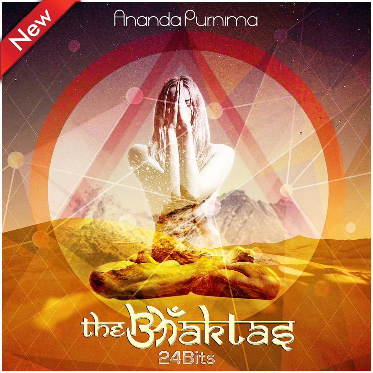 The Bhaktas - Ananda Purnima VI @ 'Ananda Purnima' album (ananda purnima altar records, ananda purnima bhaktas)