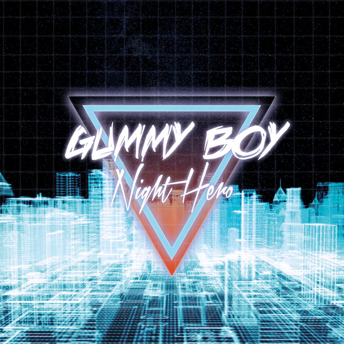 Gummy Boy - Night Hero
