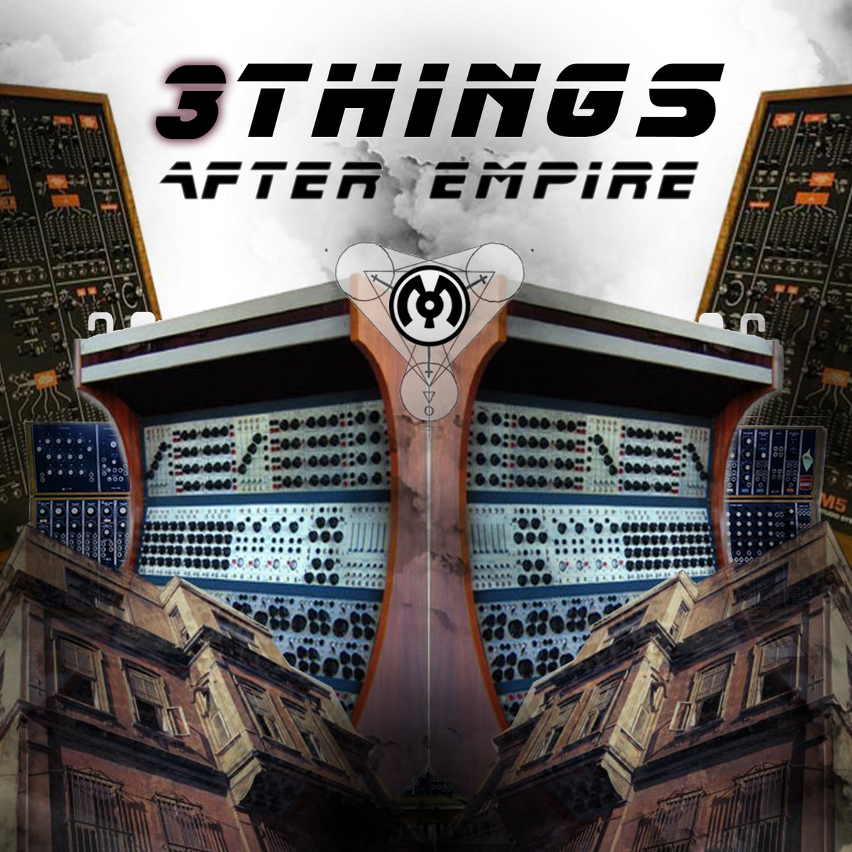 After Empire - JCVD @ '3 Things' album (electronic, trap)