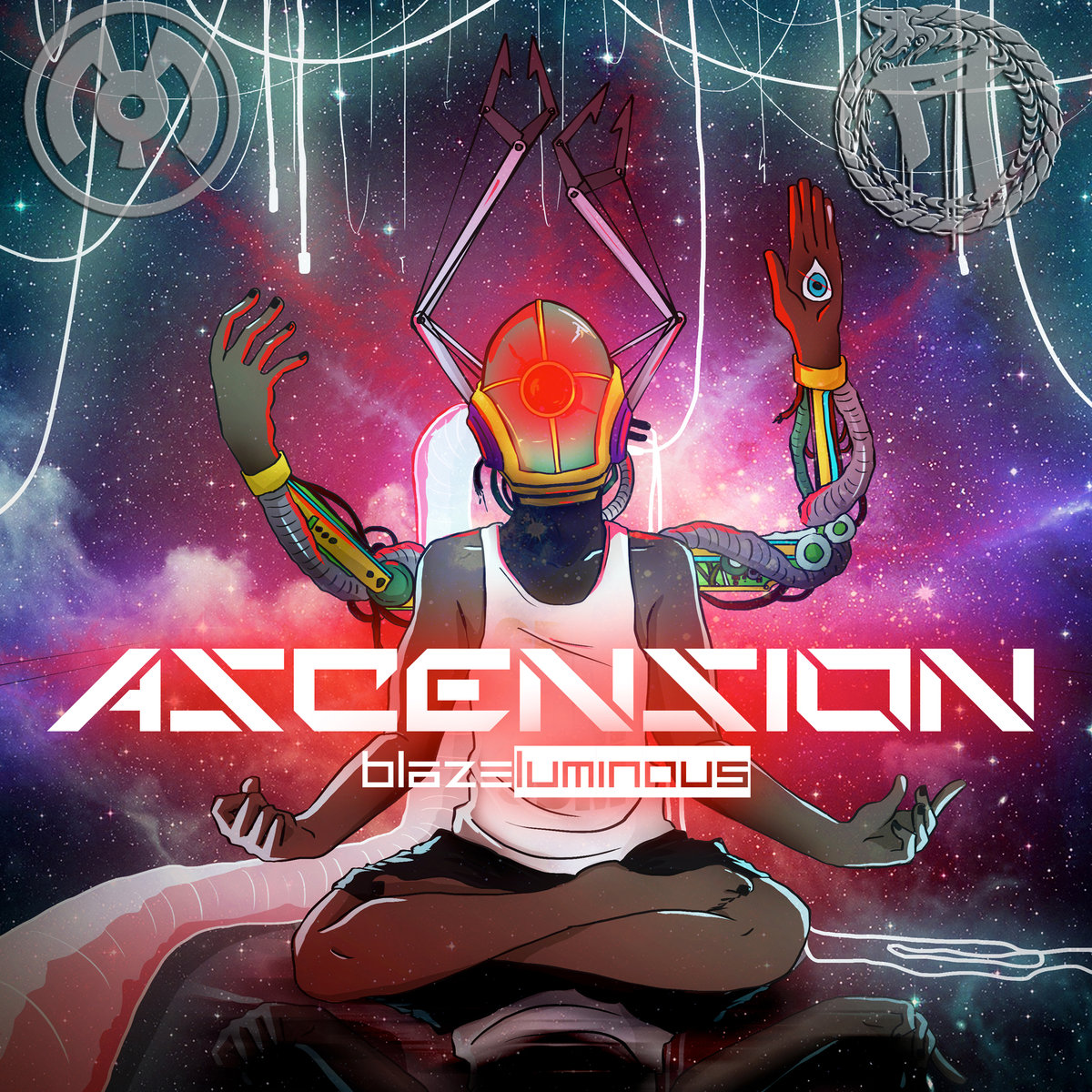 Blaze Luminious - Danger @ 'Ascension' album (electronic, dubstep)