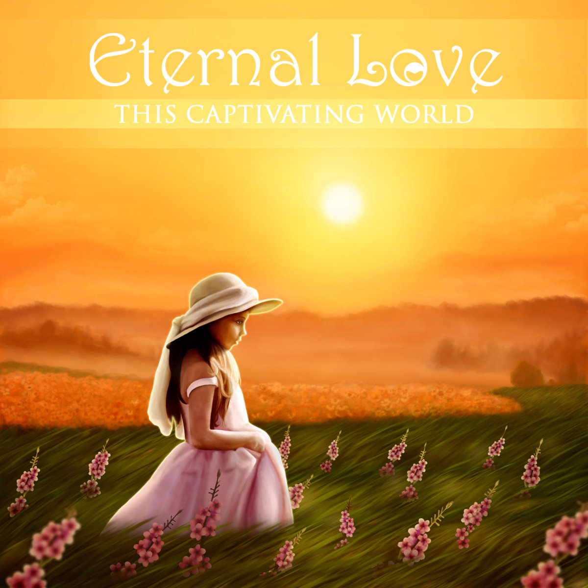 "Eternal Love - This Captivating World (""Captivating Piano"" Edit) (feat. Lightcorp) @ 'This Captivating World EP' album (ambient, enigma)"