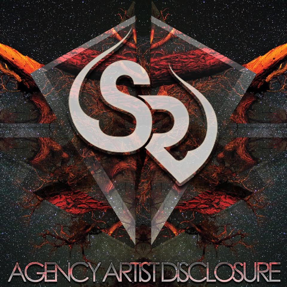 Somatoast - Steppin on cracks (TRIBONE Re-Stomp) @ 'Various Artists - Agency Artist Disclosure' album (bass, electronic)