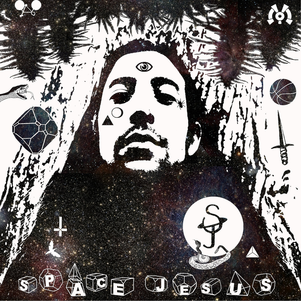 Space Jesus - Planits