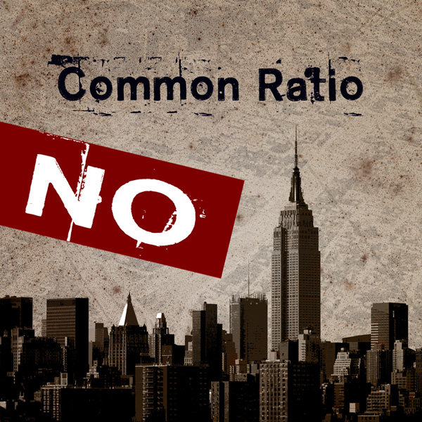 Common Ratio - No