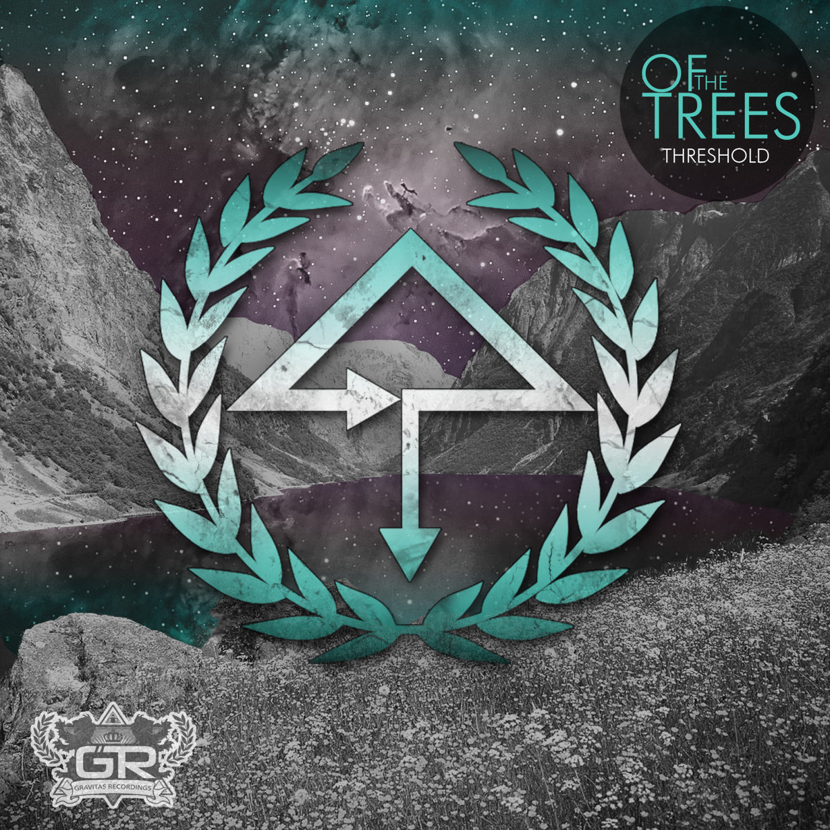 Of The Trees - Tion Cluster @ 'Threshold' album (808, dope music)