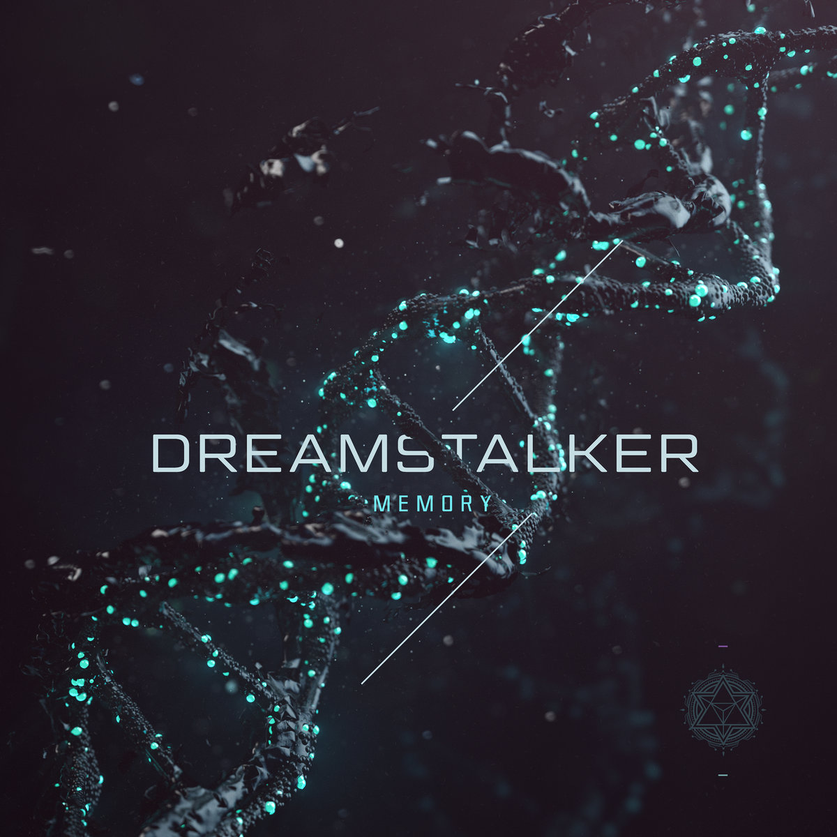 Dreamstalker - Drifting Down The Stream @ 'Memory' album (electronic, ambient)