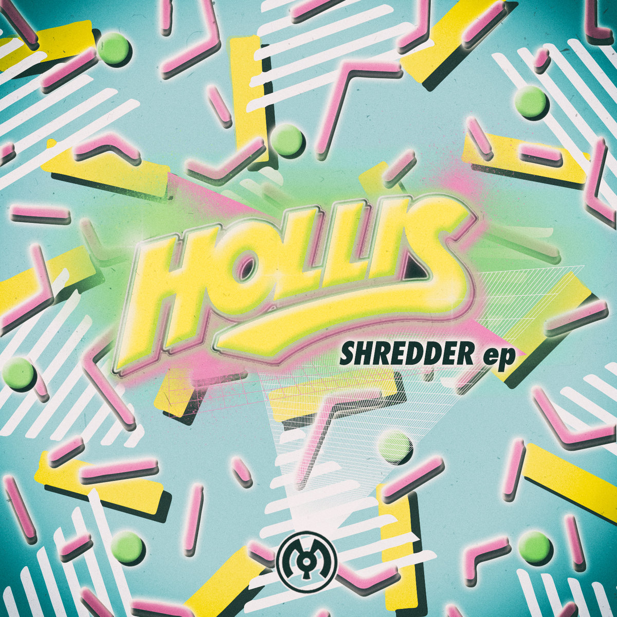 Hollis feat. JustLuv - On Fleek @ 'Shredder EP' album (electronic, dubstep)