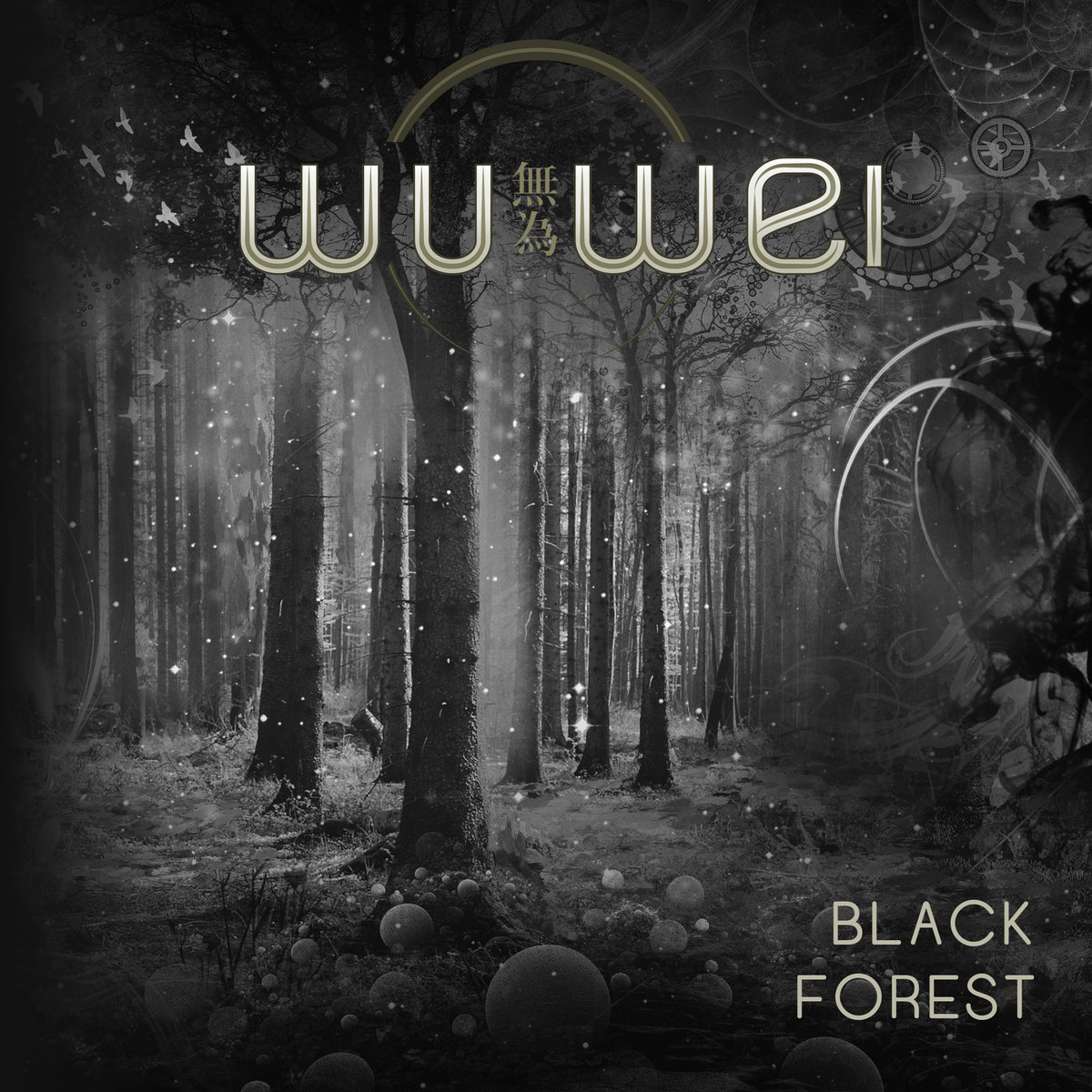 Wu Wei - With the Eyes of an Owl @ 'Black Forest' album (electronic, future bass)