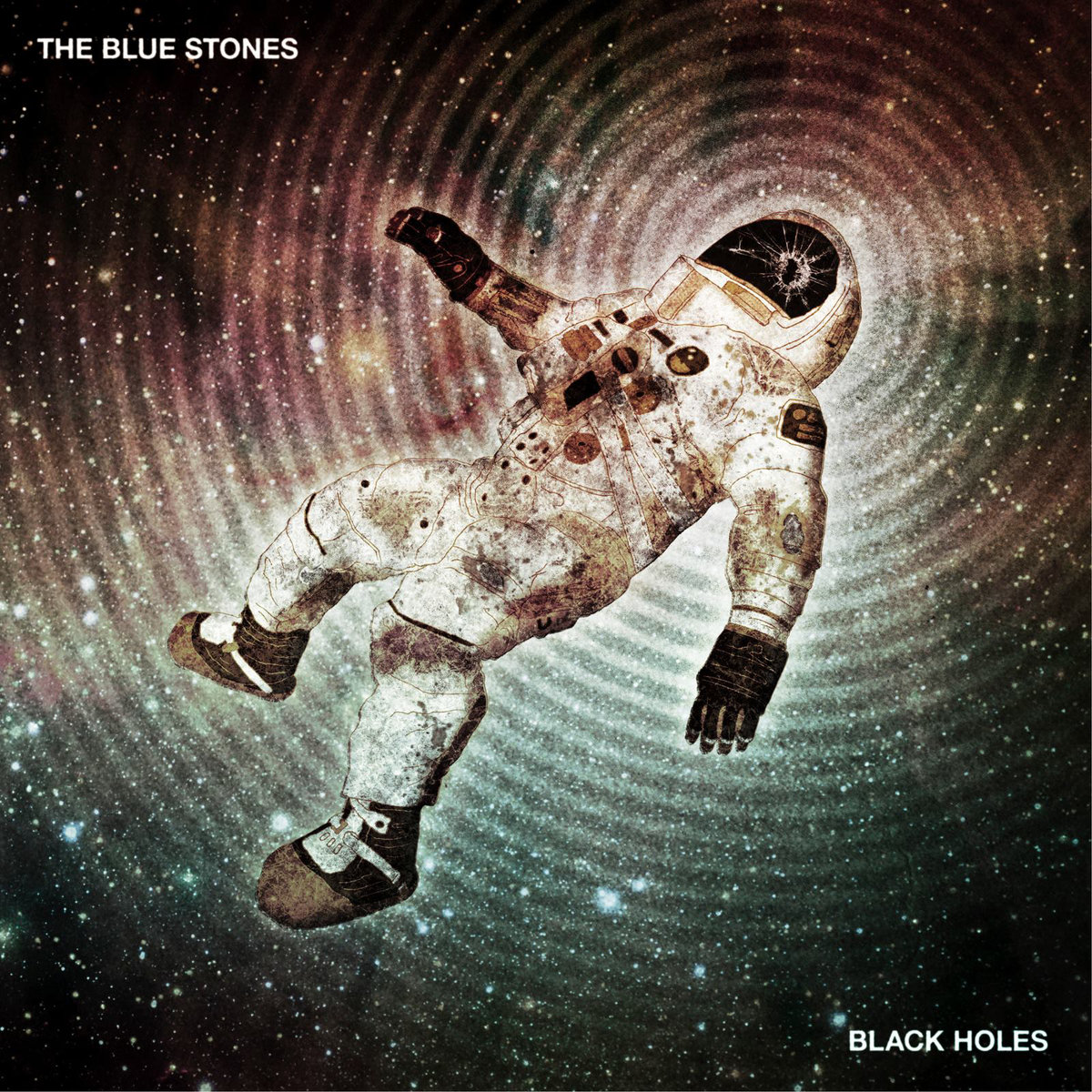 The Blue Stones - Black Holes (Solid Ground) @ 'BLACK HOLES' album (alternative, blues)