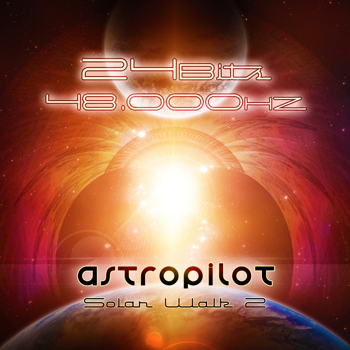 AstroPilot - In The Middle (Album Edit) @ 'Solar Walk 2' album (24bits, 48k)