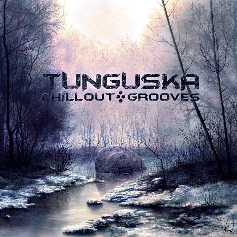 Oleg Sirenko - On a Lunar Path @ 'Tunguska Chillout Grooves - Volume 4' album (electronic, ambient)
