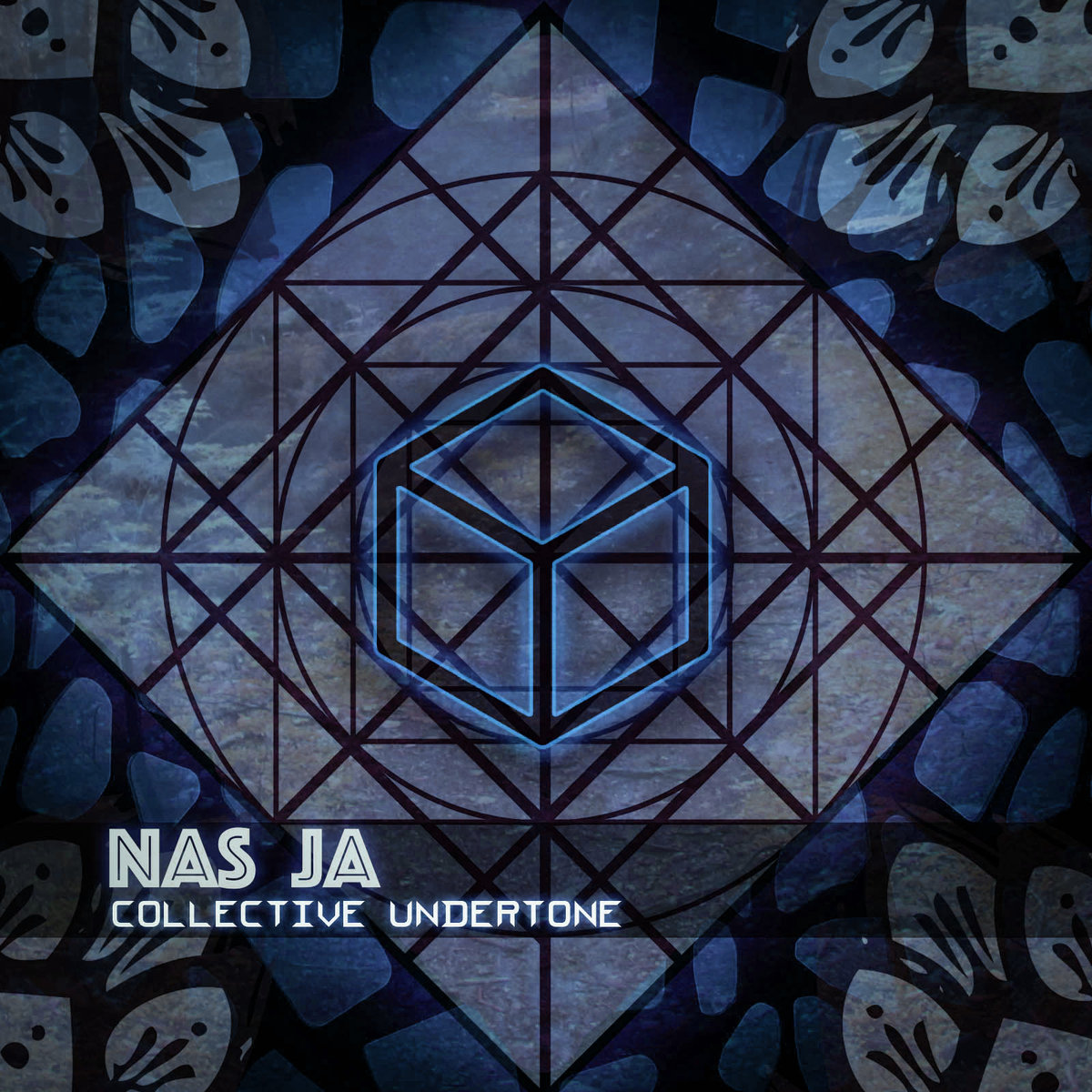 Nas-Ja - Bye-ways @ 'Collective Undertone' album (bass, electronic)