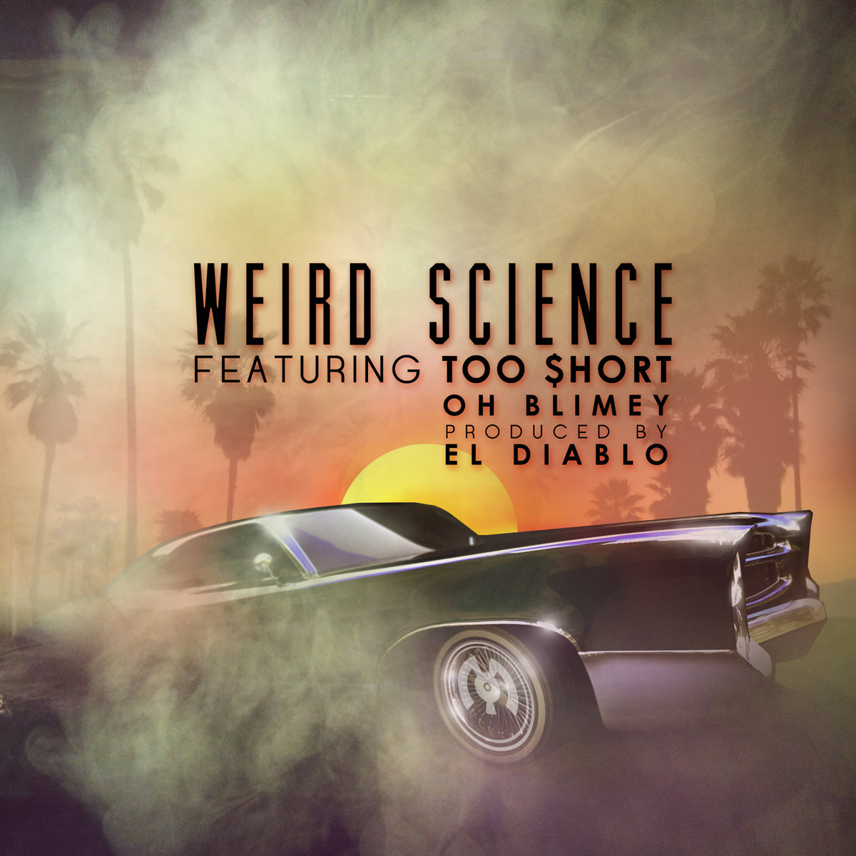Too $hort, Oh Blimey, El Diablo - Weird Science (Skulltrane Remix) @ 'Weird Science' album (electronic, dubstep)