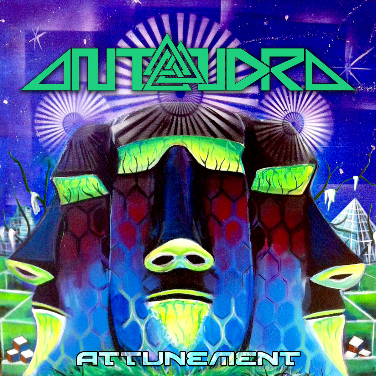 Antandra - Tiger's Eye @ 'Attunement EP' album (ambient, chillgressive)