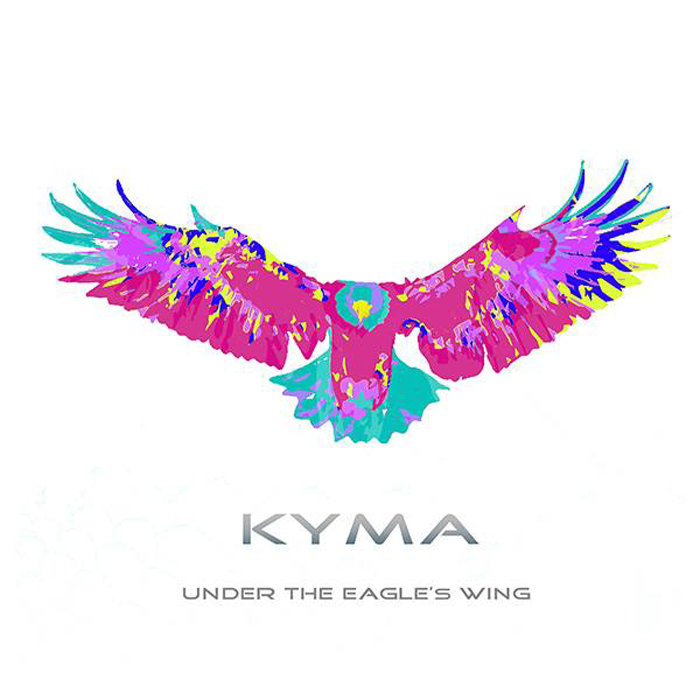 KYMA feat. Priscilla Parchia - Whispering Reprise @ 'Under The Eagles Wings' album (electronic, dubstep)